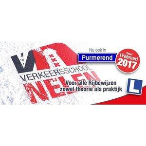 Verkeersschool Nelen B.V. logo