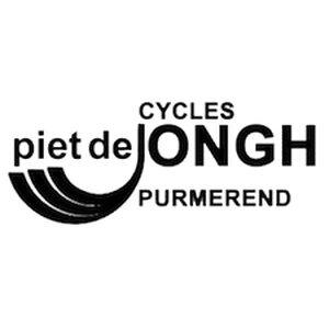 Piet de Jongh Fietsspecialist logo