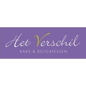Het Verschil Kaas en Delicatessen logo