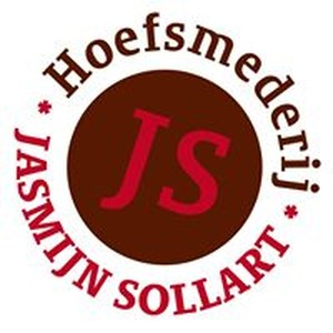 Hoefsmederij Jasmijn Sollart logo
