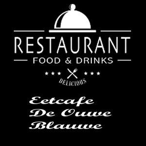 Eetcafé De Ouwe Blauwe logo