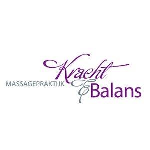 Massagepraktijk Kracht & Balans logo