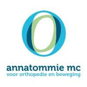 Annatommie - Centra voor Orthopedie - B.V. logo