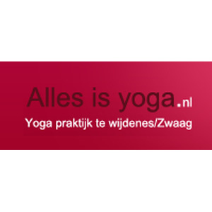 Alles is Yoga logo