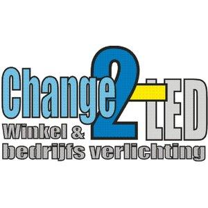 Change2-led logo