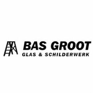 Bas Groot Glas en Schilderwerk logo