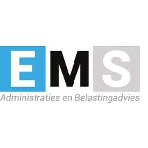 EMS Adminstraties en Belastingadvies logo
