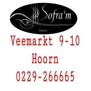 Eetcafé Pizzeria-Grillroom Sofra'M logo