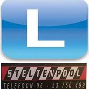 Rijschool Steltenpool logo