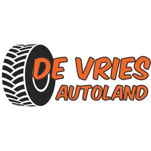 De Vries Autoland logo
