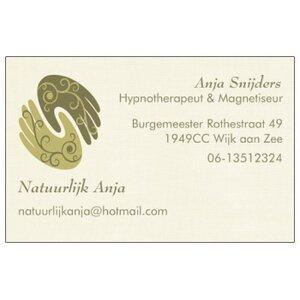 Natuurlijk Anja logo