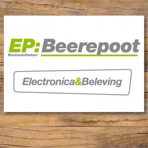EP: Beerepoot logo