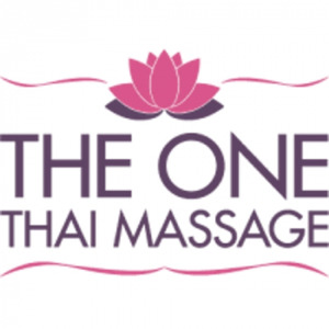 The One Thai Massage logo