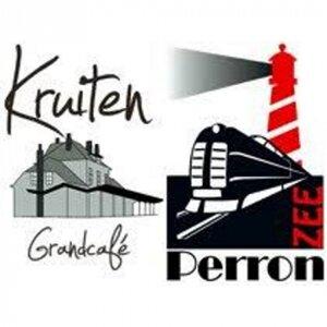 Rest. Perron Zee & Grandcafe Kruiten logo