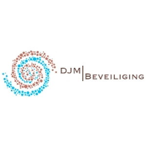 DJM Beveiliging logo