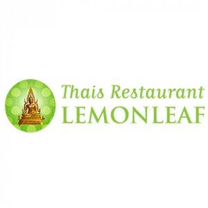 Thais Restaurant LemonLeaf logo