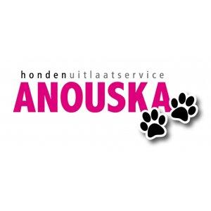 Hondenuitlaatservice Anouska logo