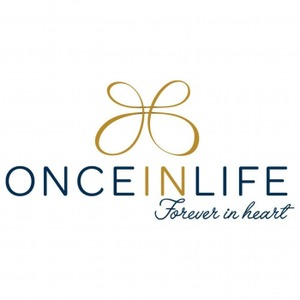 Once in Life logo