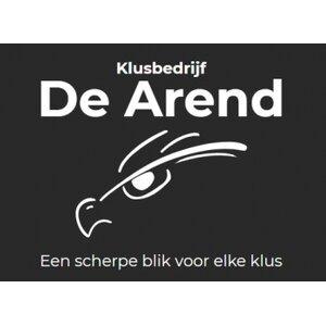 Klusbedrijf de Arend Zaandam logo