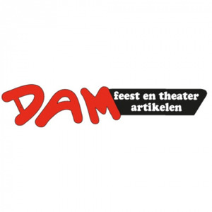Dam Feestartikelen B.V. logo