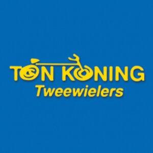 Ton Koning Tweewielers logo
