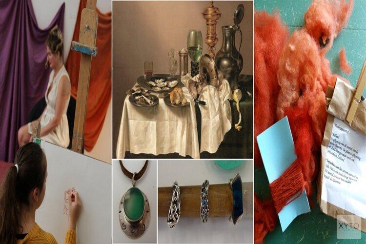 Creatief en kunstzinnig workshopweekend bij Cultuurhuis Wherelant