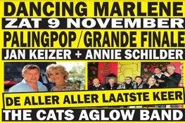 Laatste kaarten voor Jan Keizer & Anny Schilder + The Cats Aglow Band, voor de laatste keer in Marlene
