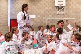 Leerlingen De Toermalijn aan de slag met Schooljudo