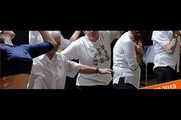 Gratis proefles Dans voor Twee:  voor kwetsbare senioren en hun mantelzorger
