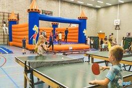 Kinderen sportief en creatief actief tijdens PurVak in herfstvakantie 2019