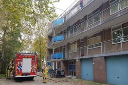 Brand in flatwoning Purmerend
