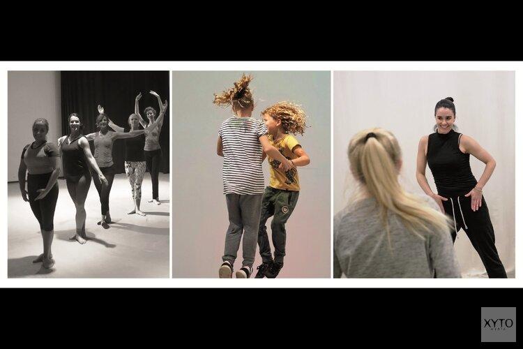 Proeflessen dans voor kids en volwassenen bij Cultuurhuis Wherelant