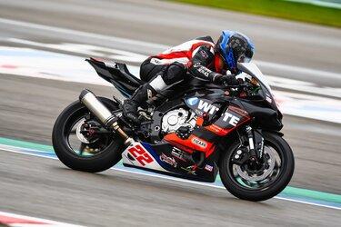 Daniel Fernandes 3de in eindklassement ONK PROCUP1000