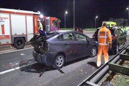 Vermoedelijke veroorzaker ongeval A10 aangehouden