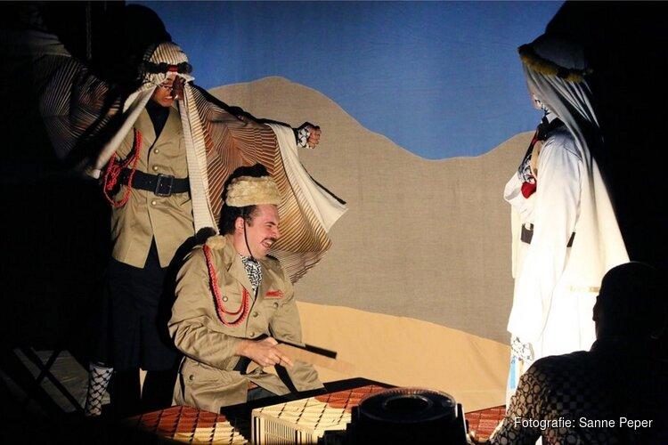 Toneelvoorstelling Lawrence of Arabia komt 16 november naar Purmerend
