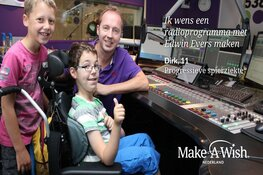 Make-A-Wish bestaat 30 jaar