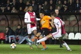 FC Volendam na rust langs Jong Ajax