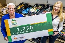 Subway Nederland steunt 24 gezinnen een jaar lang met voedselhulp