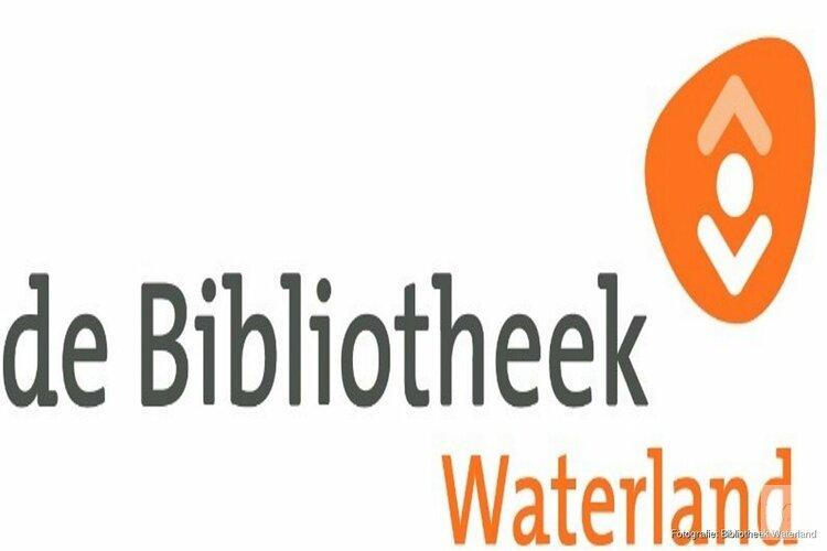Ballonnen Piet en voorlezen in Bibliotheek Beemster