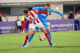 FC Volendam zet zegereeks voort in Oss