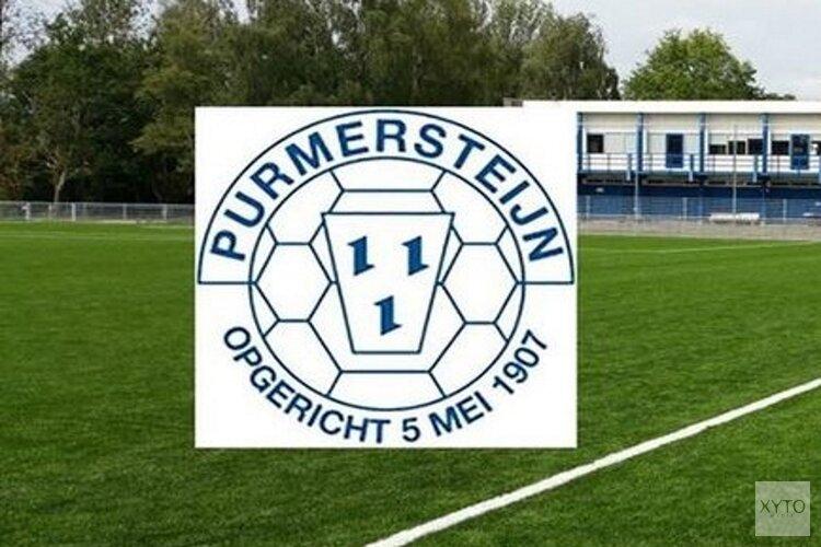Purmersteijn (zat.) heeft eerste prijs binnen