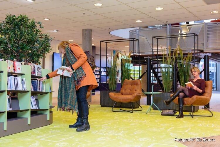Afsluiting verbouwing en opening nieuwe serviceplein Bibliotheek Purmerend