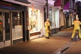 'Brand' in winkel Purmerend blijkt vals alarm