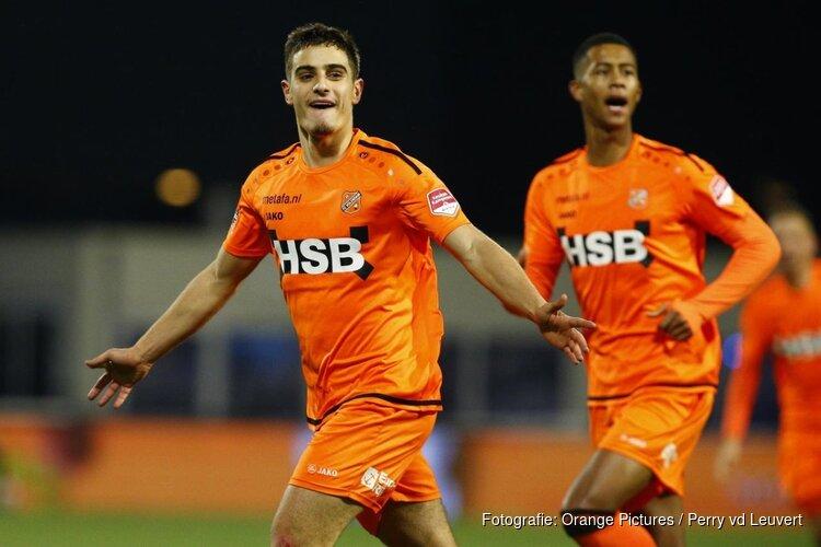 FC Volendam zonder zorgen langs FC Eindhoven