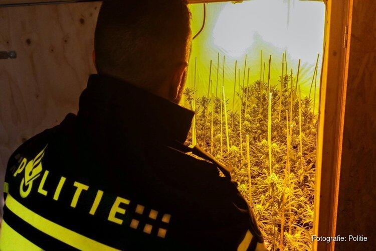 Burgemeester sluit wederom drugspand
