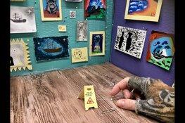 Expositie 15 jaar KunstWerkt! bij Cultuurhuis Wherelant