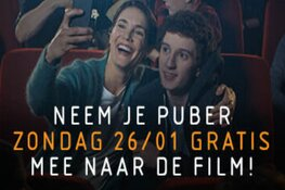 Na een succesvolle eerste editie keert 'de Zondag van NIX' terug bij bioscoopketen Vue
