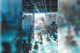Eerste AquaDisco! 2020 in Leeghwaterbad