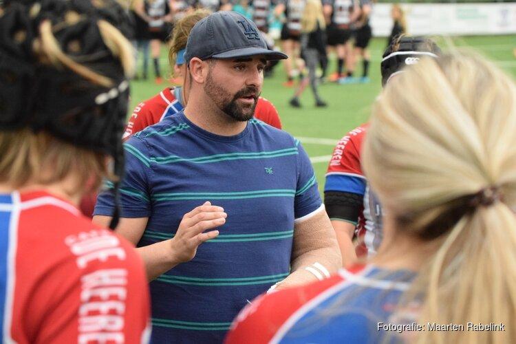 Ben Sharples vertrokken als hoofdtrainer RCW JuRo Unirek
