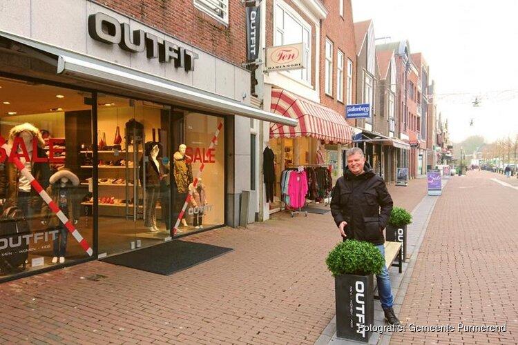 'Het winkelgebied wordt veiliger voor voetgangers'
